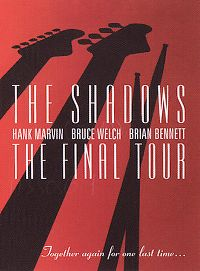 Cover The Shadows - The Final Tour [DVD]